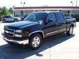 2007 Black Chevrolet Silverado 1500 Classic LT Crew Cab #9881732