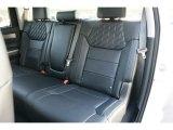 2015 Toyota Tundra Platinum CrewMax 4x4 Rear Seat