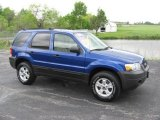 2006 Sonic Blue Metallic Ford Escape XLT V6 4WD #9880736