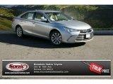 2015 Celestial Silver Metallic Toyota Camry Hybrid XLE #98815334