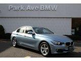 2014 Liquid Blue Metallic BMW 3 Series 328i xDrive Sedan #98815396