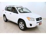 2011 Super White Toyota RAV4 I4 4WD #98815689