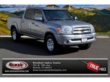 2005 Silver Sky Metallic Toyota Tundra SR5 Double Cab 4x4 #98854179