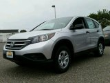 2014 Alabaster Silver Metallic Honda CR-V LX AWD #98854647