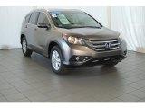 2012 Polished Metal Metallic Honda CR-V EX-L #98854241