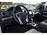 2015 Toyota Tundra SR5 Double Cab 4x4 Sand Beige Interior