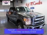 2015 Magnetic Ford F250 Super Duty XLT Crew Cab 4x4 #98854280