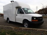 2015 Chevrolet Express Cutaway 3500 Moving Van Data, Info and Specs