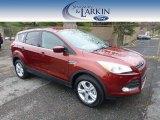 2015 Sunset Metallic Ford Escape SE 4WD #98854323
