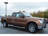 2012 Golden Bronze Metallic Ford F150 XLT SuperCab #98889921