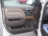 2015 Chevrolet Silverado 1500 LTZ Crew Cab 4x4 Door Panel