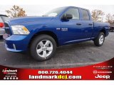 2015 Blue Streak Pearl Ram 1500 Express Quad Cab #98889913