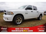 2015 Bright White Ram 1500 Express Crew Cab #98889912