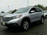 2014 Alabaster Silver Metallic Honda CR-V EX AWD #98890315