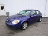 2007 Laser Blue Metallic Chevrolet Cobalt LT Sedan #98890305