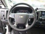 2015 Chevrolet Silverado 1500 LT Crew Cab 4x4 Steering Wheel