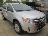 2014 Ingot Silver Ford Edge SE #98889778