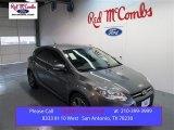 2014 Sterling Gray Ford Focus SE Hatchback #98889777