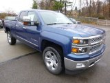 2015 Chevrolet Silverado 1500 LTZ Double Cab 4x4 Data, Info and Specs