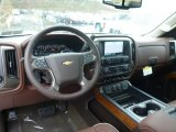 2015 Chevrolet Silverado 1500 High Country Crew Cab 4x4 Dashboard