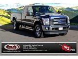 2015 Tuxedo Black Ford F250 Super Duty Lariat Super Cab 4x4 #98889706