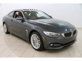 2014 BMW 4 Series Mineral Grey Metallic
