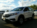 2015 White Diamond Pearl Honda CR-V LX AWD #98930878