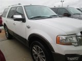 2015 White Platinum Metallic Tri-Coat Ford Expedition King Ranch #98930385