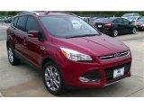 2015 Ruby Red Metallic Ford Escape Titanium #98930382
