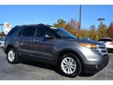 2013 Sterling Gray Metallic Ford Explorer XLT EcoBoost #98930484