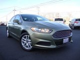 2013 Ginger Ale Metallic Ford Fusion SE 1.6 EcoBoost #98930667