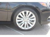 Acura RLX 2015 Wheels and Tires
