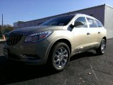 2015 Champagne Silver Metallic Buick Enclave Leather #98930137