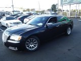 2013 Phantom Black Tri-Coat Pearl Chrysler 300 C #98930542