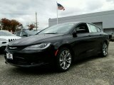 2015 Black Chrysler 200 S AWD #98930239