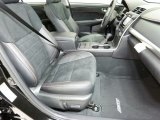 2015 Toyota Camry XSE Front Seat