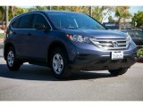 2012 Twilight Blue Metallic Honda CR-V LX #98982504