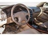 2000 Acura TL Interiors