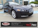 2013 Stratus Grey Metallic Jaguar XF Supercharged #99002554