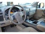 2012 Nissan Titan Interiors