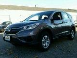 2015 Urban Titanium Metallic Honda CR-V LX AWD #99009330