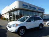 2011 Taffeta White Honda CR-V EX 4WD #99009129