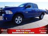 2015 Blue Streak Pearl Ram 1500 Express Quad Cab #99034381