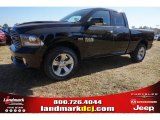 2015 Black Ram 1500 Sport Quad Cab 4x4 #99034380