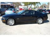 2006 Black Ford Mustang GT Premium Coupe #9881763
