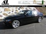 2015 Jet Black BMW 3 Series 320i xDrive Sedan #99034775