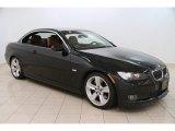 2009 Black Sapphire Metallic BMW 3 Series 335i Convertible #99034604