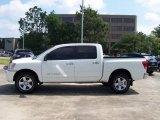 2007 White Nissan Titan SE Crew Cab 4x4 #9881733