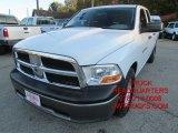 2011 Bright White Dodge Ram 1500 SLT Quad Cab 4x4 #99034587