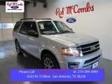 2015 Ingot Silver Metallic Ford Expedition XLT #99034250